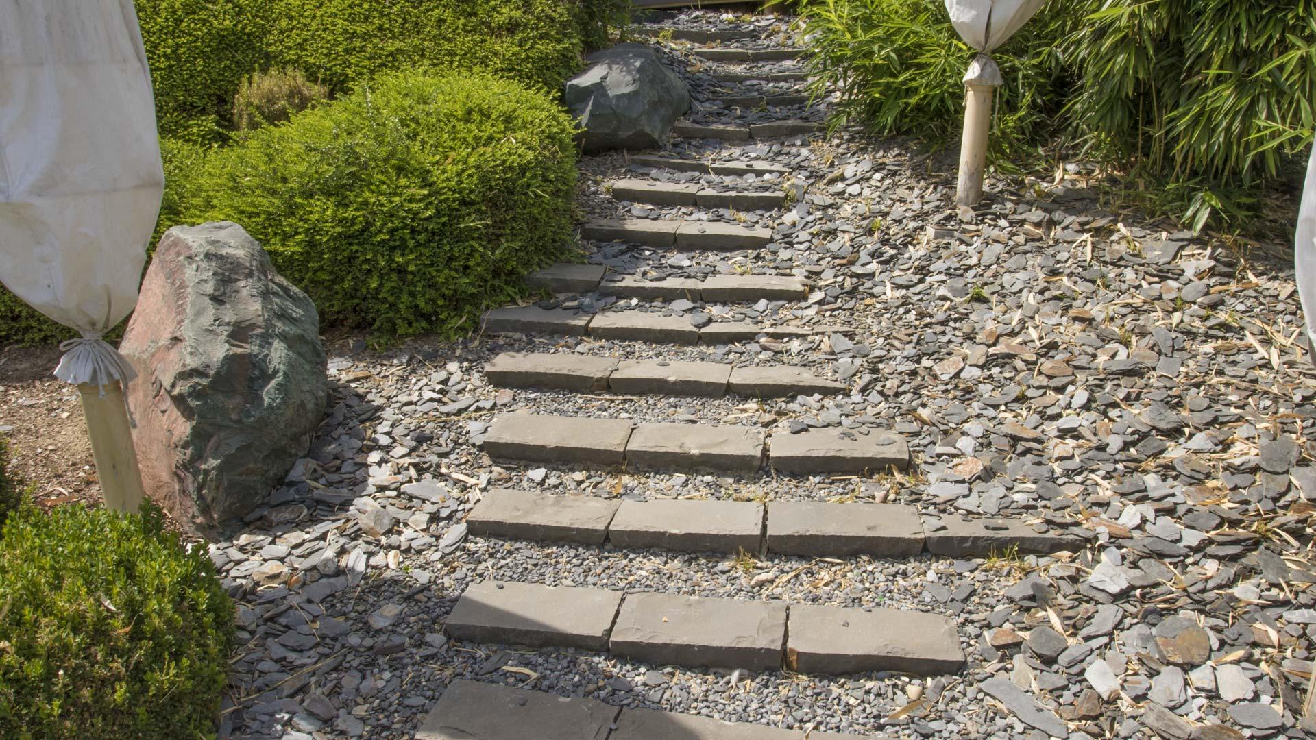 Merlet-paysagiste-escalier-extérieur